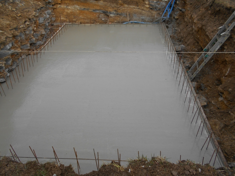 Construction De Piscine Bton